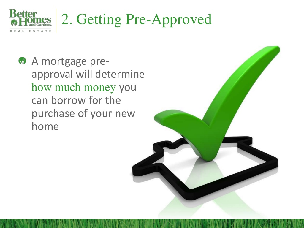 The Home Buying Process 7